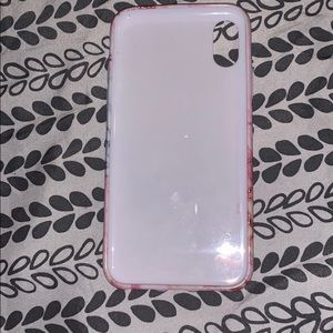Accessories - Pink Marble IPhone X/XS Phone Case